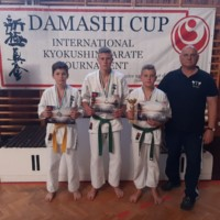 DAMASHI CUP